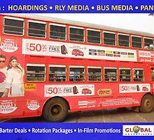 Transit Advertisers India - Global Advertisers  by sanjeevgupta