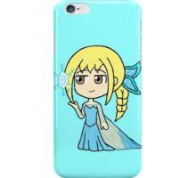 Dynasty Warriors x Frozen - Wang Yuanji x Elsa iPhone Case/Skin