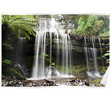 Russell Falls - Tasmania Poster