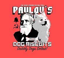 Pavlov's Dog Biscuits by Siegeworks .