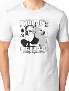 Pavlov's Dog Biscuits Unisex T-Shirt