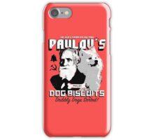 Pavlov's Dog Biscuits iPhone Case/Skin