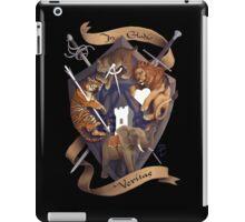 In Gladio Veritas iPad Case/Skin