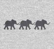 Three Elephants Kids Clothes
