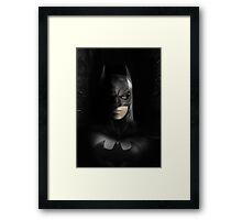 Batman, Darkest Gotham Framed Print