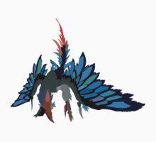 Igurueibisu - Monster Hunter Extinct Concept by Missajrolls