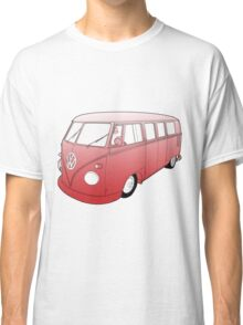 Red VW Camper Classic T-Shirt