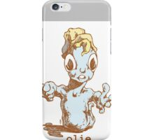 mr Olie, is a friendly guy...oh do you have food iPhone Case/Skin