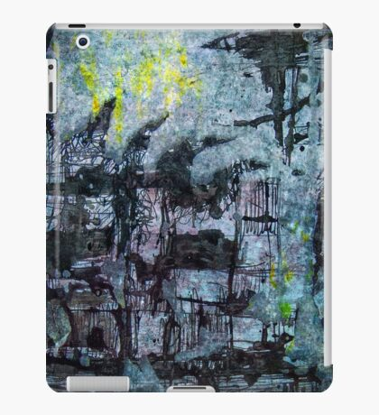 Buildings VI iPad Case/Skin