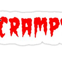 The Cramps Sticker