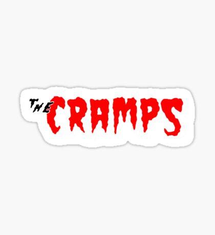 The Cramps Sticker