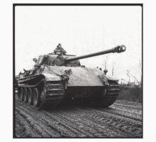 German Tank Photo by MrGreed
