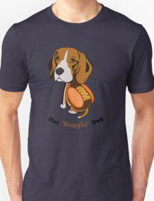 Hot Beagle Dog Unisex T-Shirt