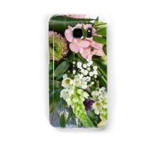bride's bouquet Samsung Galaxy Case/Skin