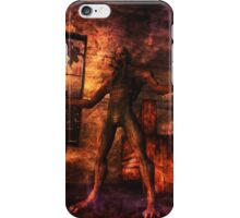 Let them come to me! iPhone Case/Skin