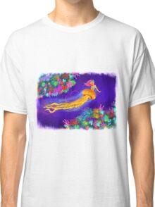 Jellyfish Mermaid! Classic T-Shirt