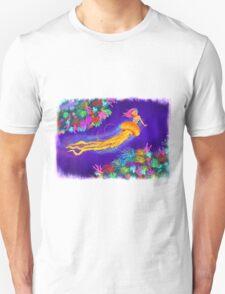 Jellyfish Mermaid! Unisex T-Shirt