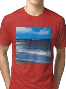 Atlantic Surf Tri-blend T-Shirt