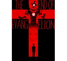 End of Evangelion Photographic Print