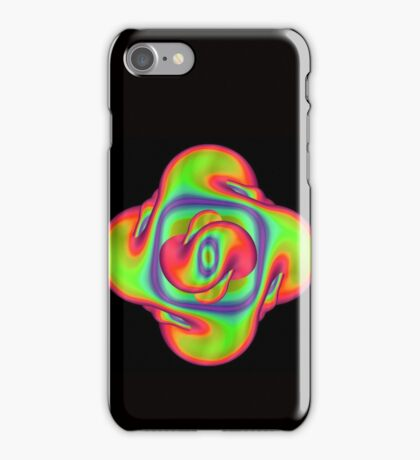 Twisted Knot Cross iPhone Case/Skin