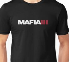 MAFIA 3 - Logo Unisex T-Shirt