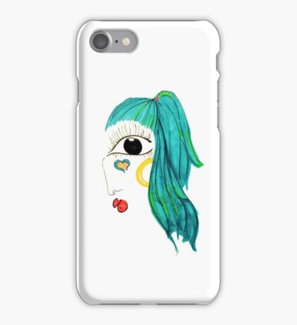 Lizzy. iPhone Case/Skin