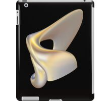 Pearlescent Stone Sculpture iPad Case/Skin