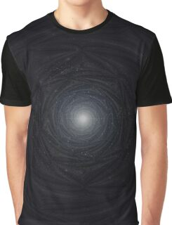 Sirius Star Light Mandala Graphic T-Shirt