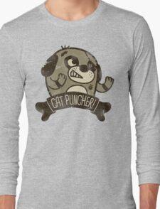 Cat Puncher! Long Sleeve T-Shirt