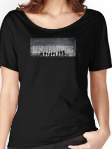 The Band Of Brothers Of Team Fortress 2 Women's Relaxed Fit T-Shirt