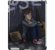Musician - Dark  iPad Case/Skin
