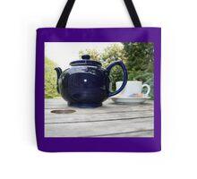 Chillax & have a cuppa  Tote Bag