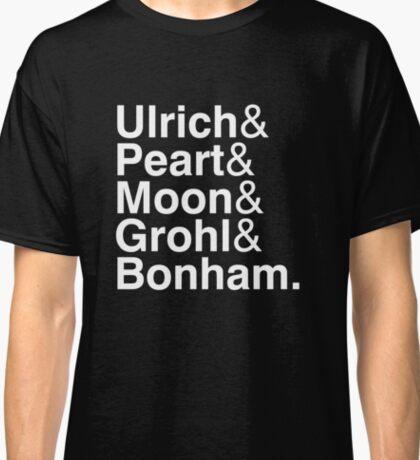 MOON DRUMMER NAME Classic T-Shirt