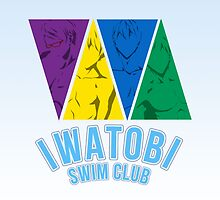 Iwatobi Swim Club - Characters ver 2 by a745