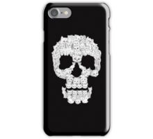 Skull Are for Pussies EDR 878  iPhone Case/Skin
