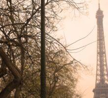 Parisian delight  Sticker