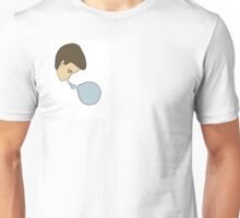 The adamant bubble blower Unisex T-Shirt