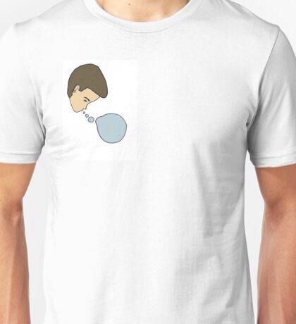 The adamant bubble blower Unisex T-Shirt