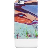 Under and over the sea iPhone Case/Skin