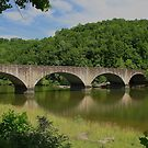 Cumberland Stone Bridge by Don Rankin