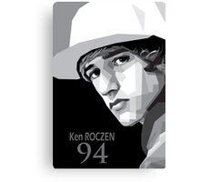 Motocross racing Ken Roczen Canvas Print