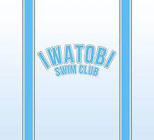 Iwatobi Swim Club - Plain 1 by a745