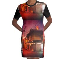 Abeno 11 Graphic T-Shirt Dress