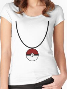 POKebal Women's Fitted Scoop T-Shirt