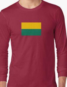 Flag of Hague  Long Sleeve T-Shirt