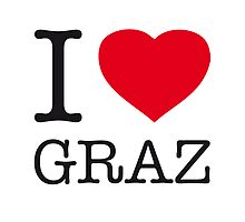 I ♥ GRAZ by eyesblau