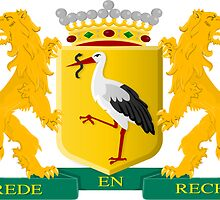 Coat of Arms of Hague by abbeyz71
