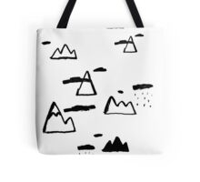 Moutains Tote Bag