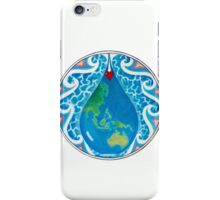 Water... from 5 Elements iPhone Case/Skin