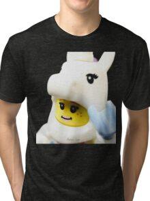 Do you believe in Unicorns? Tri-blend T-Shirt